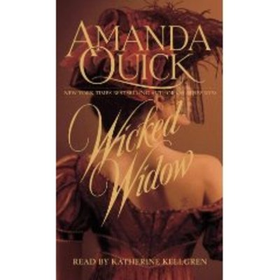 Product picture Amanda Quick- Wicked Widow
